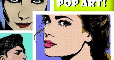5 Minute Easy Pop Art (Photoshop CS6 Tutorial)