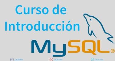 Curso de MySQL – Instalación de MySQL Server y MySQL Workbench en Windows