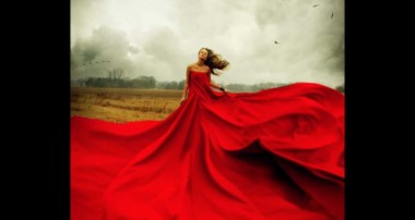 """TUTORIAL """"red dress"""" by Photographer SunnyMarry PHOTOSHOP"""