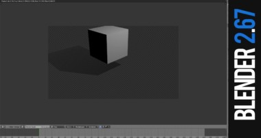 How to render transparency with shadows – Blender 2.67 Tutorial