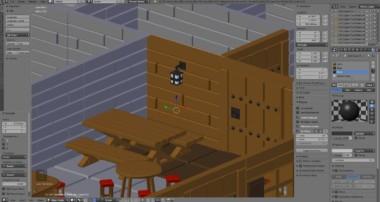 Blender Modeling Tutorial  Hanging Lantern | Tavern Pt.9