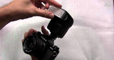Analog Photography Tutorial (advanced): Yashica FX-3