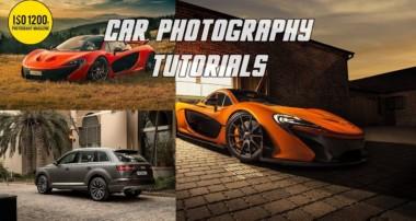 Car Photography Tutorials