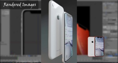 modeling the new apple iphone XR in blender tutorial