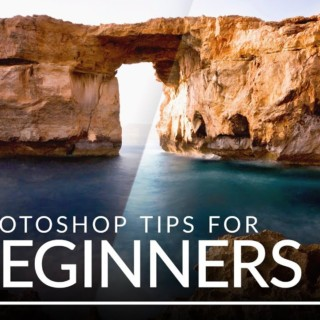 3 Tips for Getting Started in Photoshop!