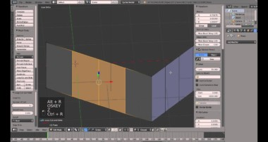 Blender 3D basics tutorial – How to Merge Vertices