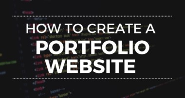 How to Create a Responsive Portfolio Website from Scratch – HTML, CSS, Bootstrap Tutorial