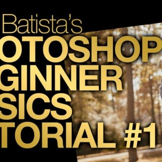 Photoshop Beginner Basics Tutorial #1 | Nino Batista