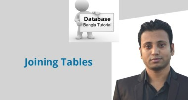 Bangla Database Tutorial 38 : Joining Tables