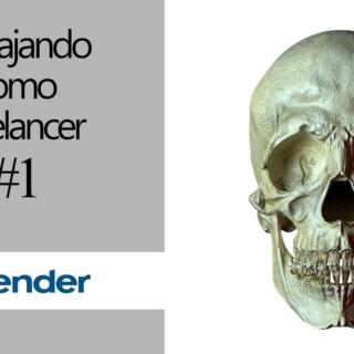 Tutorial #Blender #Blender28 Modelado básico y Render Básico – Producto – Freelancer – En español