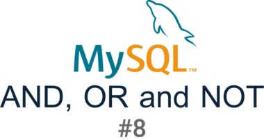 MySQL tutorial for Beginners #8 AND, OR and NOT Operators