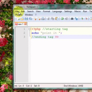 PHP and MYSQL Tutorial For Beginners   Getting Started with Web application Development part 2