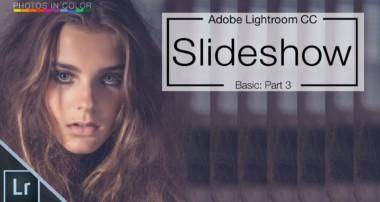 Lightroom Slideshow Tutorial – How to create a Slideshow in Lightroom CC / 6