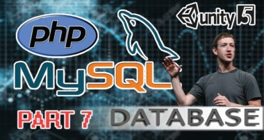 Unity 3D PHP MySQL Database Tutorial Part 7