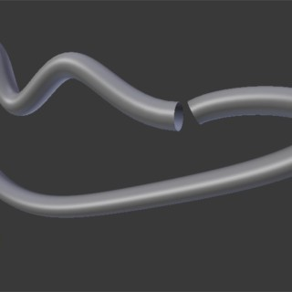 Create And Bend Pipe Freely In Blender 3D – Beginner Tutorial
