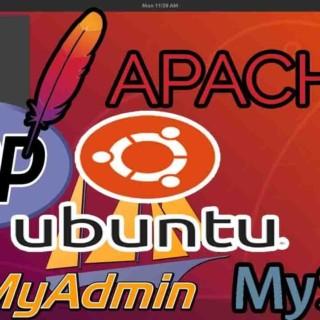 Tutorial Instalar Apache + MySQL + PHP + PHPMyAdmin Ubuntu completo