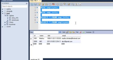 SQL Tutorial – 13: Inserting Data Into a Table From Another Table