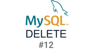 MySQL tutorial for Beginners #12 DELETE