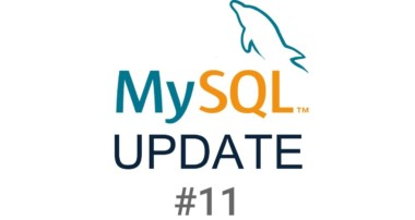 MySQL tutorial for Beginners #11 UPDATE