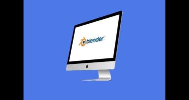iMac 3D Modeling Tutorial Blender | How to model an iMac with Blender