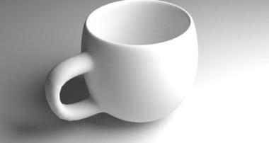 Simple Coffee Cup – Blender 3D Tutorial