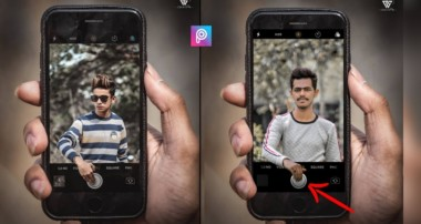 PicsArt 3D Mobile Camera Photo Editing Tutorial Step By Step In Hindi In Picsart 2019