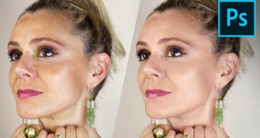 Equalize Skin Tones in Photoshop