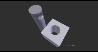 How To Cut A Hole In Object In Blender? – Quick Tutorial
