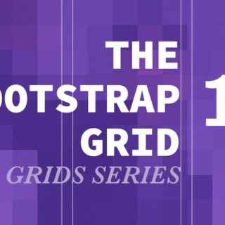 Bootstrap Grid – CSS Grids Series (part 13 – Footer)