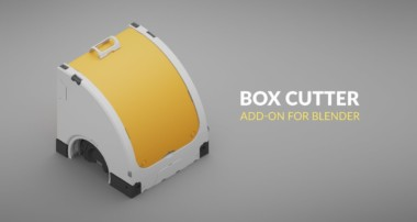Blender Modeling Add-ons: Box Cutter