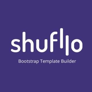 Shufllo – Bootstrap Template Builder