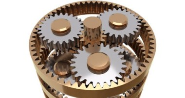 Tutorial: How to Model a Planetary Gear Mechanism in Blender