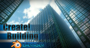 Create a Large City Building – Blender Tutorial