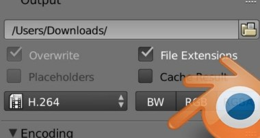 How to Export a Render as an Alpha Video in Blender