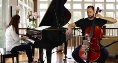 Ed Sheeran – Photograph (Piano/Cello Cover) – Brooklyn Duo