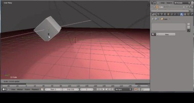 Blender 3D Tutorial – Moving and Editing Blender Objects