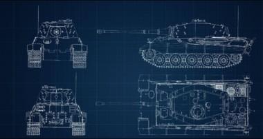 [Tutorial] Create a KingTiger 01 Model  in Blender