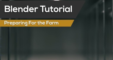 Preparing Blender Projects for a Render Farm