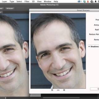 Adobe Photoshop CC for Photographers Tutorial   Working With Smart Sharpen