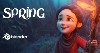 Spring – Blender Open Movie