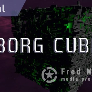 Blender tutorial: Star Trek Borg Cube in 10 minutes