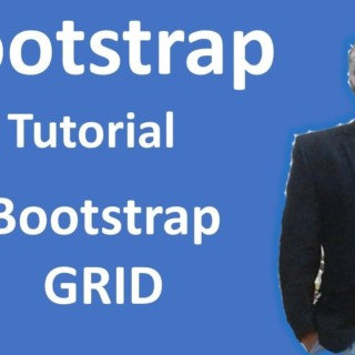 Bootstrap Tutorial for beginners #4 Grid System in Bootstrap