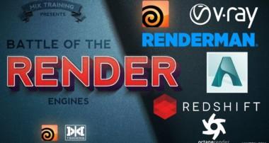 VMT – 055 – Battle Of The Render Engines