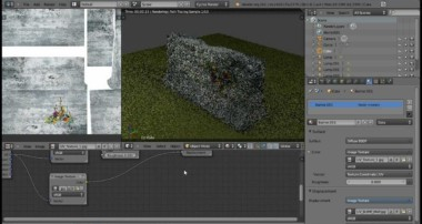 Blender Tutorial Modeling an Object – Making a Concrete Barrier