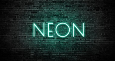 Photoshop Tutorial : Easiest Way To Create Neon Light Text Effect in Photoshop