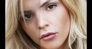 Professional Skin Retouching Photoshop Tutorial