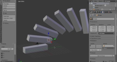 Blender 3D – Array Modifier Explained