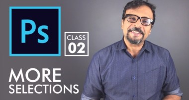 More Selections – Adobe Photoshop for Beginners – Class 2
