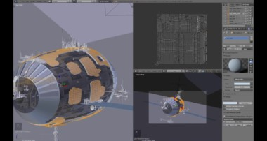 Blender For Noobs – the Secrets of Blender Modeling – Part 12 of 14