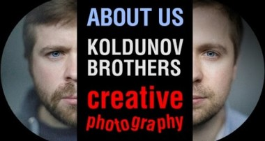 Koldunov Brothers. Channel about photography. Trailer